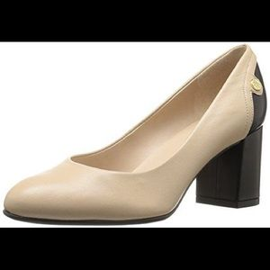 26888575 Tommy Hilfiger Shoes - Tommy Hilfiger block heel pumps TW Genesis.